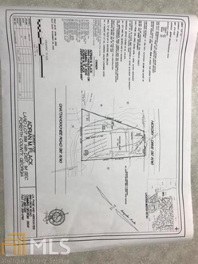 Cumming Residential Lots & Land Under Contract: 3030 Hickory Dr