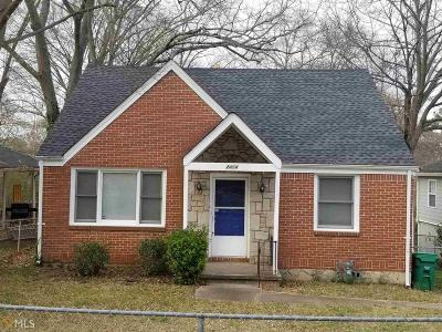 Decatur Single Family Home New: 2454 Crestview