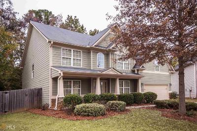 Snellville Single Family Home New: 3401 Park Glenn Ln