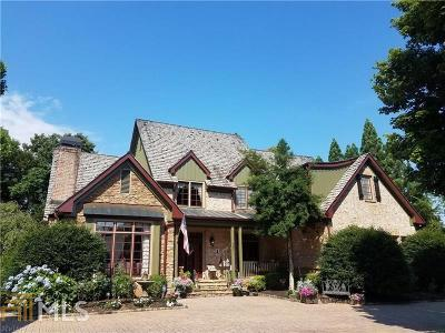 Dawsonville Single Family Home For Sale: 37 Ridgetop Ct