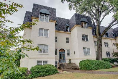 Condo/Townhouse New: 1230 Piedmont Ave #404