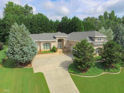 Peachtree City Single Family Home New: 217 Newport Dr