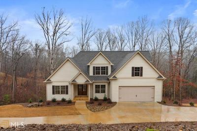 Dawsonville Single Family Home For Sale: 304 Old White Oak Trl
