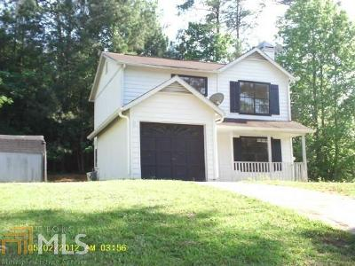Lithonia Single Family Home New: 6099 Leverett Dr