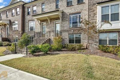 Alpharetta Condo/Townhouse New: 1010 Township