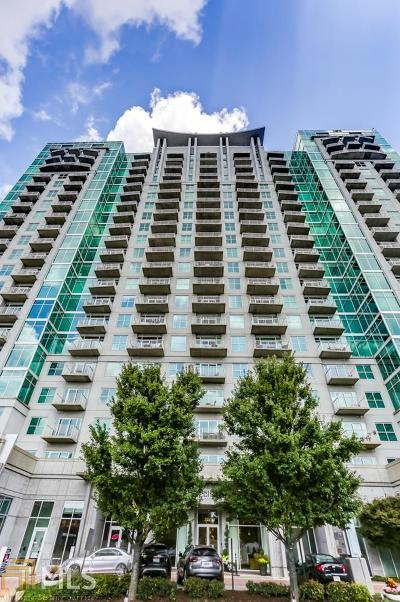 Eclipse Condo/Townhouse For Sale: 250 Pharr Rd #915