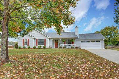 Covington Single Family Home Under Contract: 95 Oak Wood Ln