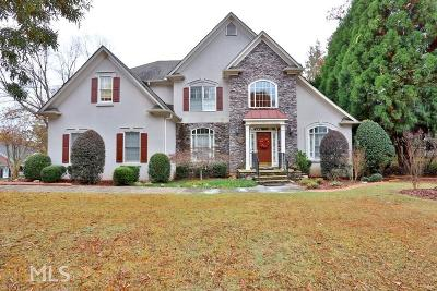 Kennesaw Single Family Home For Sale: 3532 Brandywine Rd