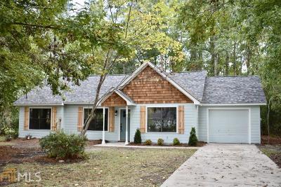 Kingsland GA Single Family Home Under Contract: $139,900