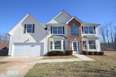 Fairburn Single Family Home New: 210 Redtop Cir