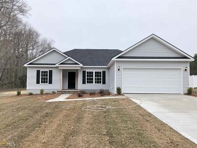 Statesboro Single Family Home New: 109 Stillwater Dr #7