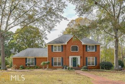 Roswell Single Family Home New: 640 Saddle Ridge Trce