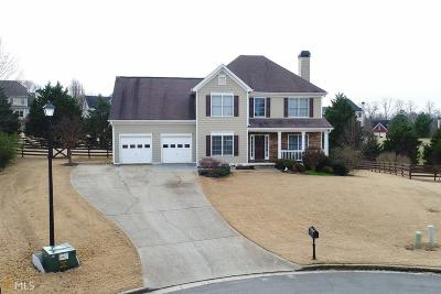 Gainesville Single Family Home New: 8660 Stone River