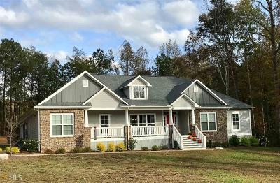 Cumming Single Family Home New: 7730 Scenic Overlook