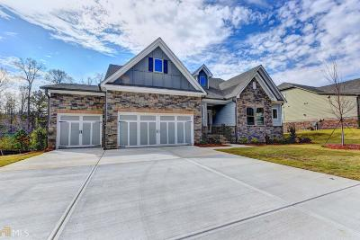 Dawsonville Single Family Home For Sale: 470 Dawson Pt Pkwy