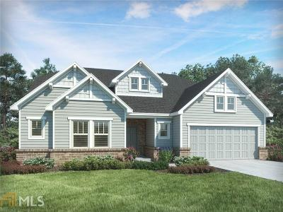 Dawsonville Single Family Home Under Contract: 56 Lakeland Dr