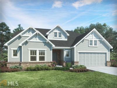 Dawsonville Single Family Home New: 56 Lakeland Dr