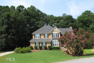 Woodstock Single Family Home For Sale: 603 Sagewood Ct