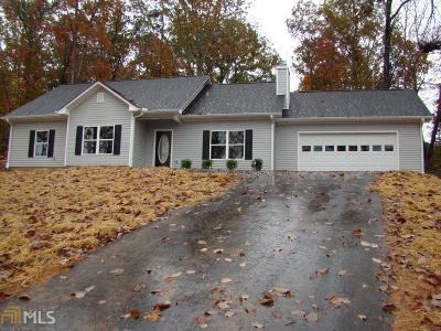 Lumpkin County Single Family Home New: 465 Hampton Forest Trl