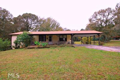 Henry County Single Family Home For Sale: 135 Little Mountain Rd