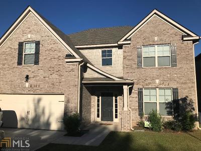 Fairburn Single Family Home New: 3095 Duke Dr
