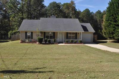 Butts County Single Family Home New: 128 Lake Forest Dr
