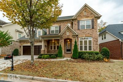 Johns Creek Single Family Home For Sale: 822 Pistace Ct