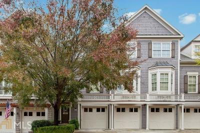 Kennesaw Condo/Townhouse New: 2386 St Davids Sq #5