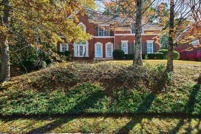 Alpharetta Single Family Home New: 505 Merroway