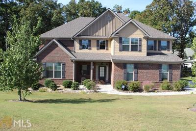 Grayson Single Family Home For Sale: 99 Oatgrass Dr