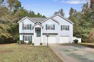 Newnan Single Family Home Under Contract: 130 Hemlock Dr
