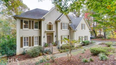 Roswell Single Family Home Under Contract: 2000 Brassfield Way #Un 23
