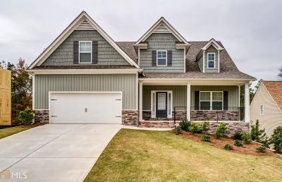 Flowery Branch  Single Family Home New: 5413 Mulberry Preserve Dr #Ph III