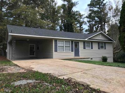 Gainesville Single Family Home New: 3652 Oakland Ln