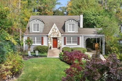 Morningside Single Family Home For Sale: 882 Wildwood Rd