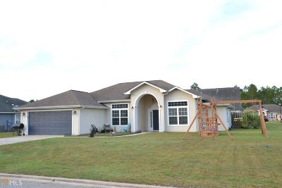 Kingsland GA Single Family Home New: $175,000