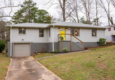 Decatur Single Family Home New: 2345 Mark Trl