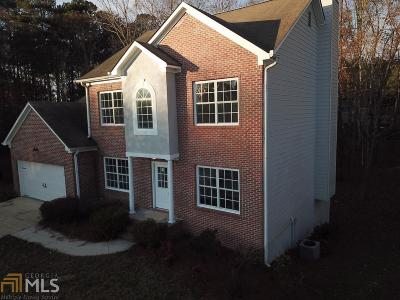 Clayton County Single Family Home New: 10440 Sunny Way