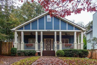 Kirkwood Single Family Home For Sale: 2305 Hosea L Williams