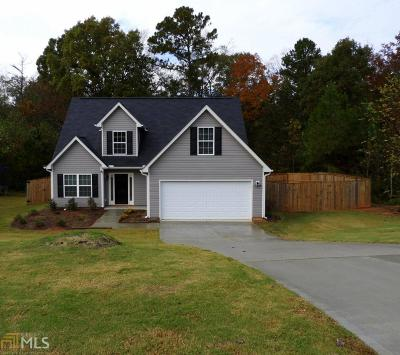 Winder GA Single Family Home Under Contract: $189,000