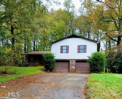 Smyrna Single Family Home Under Contract: 4588 Gann Xing