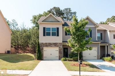Acworth Condo/Townhouse New: 554 Oakside Pl