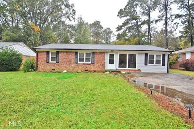 Marietta Single Family Home New: 2207 Clearwater