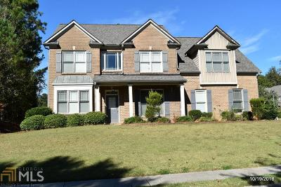 Dacula Single Family Home New: 2080 Indian Ivey Ln