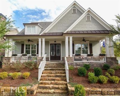 Woodstock Single Family Home New: 2501 Wyatt Way