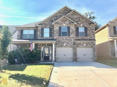 Fairburn Single Family Home New: 7629 Bowhead Ct