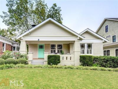 Single Family Home New: 657 Yorkshire Rd