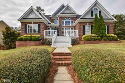 Loganville Single Family Home New: 510 Confederate Pl