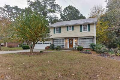 Lilburn Single Family Home Under Contract: 1423 Fairfield