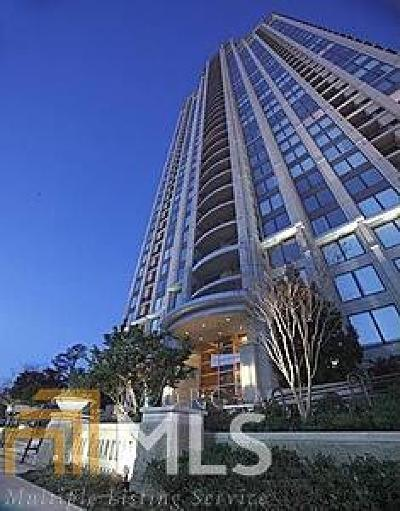 Paramount At Buckhead Condo/Townhouse For Sale: 3445 Stratford Rd #2105